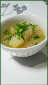 tamanegi622-1-170x300 玉ねぎとじゃがいもだけで 簡単レシピの作り方