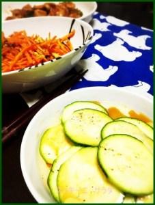 sarada707-1-227x300 ズッキーニの食べ方 生食サラダ簡単レシピ