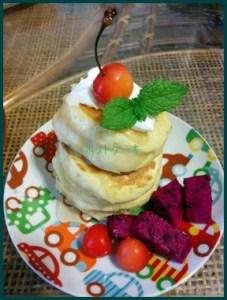 1029-11-227x300 ホットケーキ豆腐で作るレシピ! 人気の分厚いふわふわにする