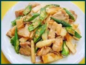 1102-1-227x300 鶏肉と長いものレシピ 人気で簡単おつまみにもなります!