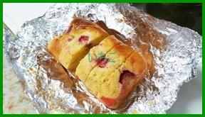 19-1 ヨーグルトといちごのお菓子作りレシピ