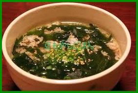 mamemoyasi バイキングレシピ グッチ裕三11/22 豆もやしご飯・ねぎダレ・わかめスープ