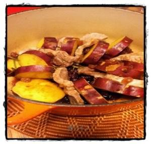 wain1-300x285 赤ワインに合う豚肉料理のおつまみレシピ