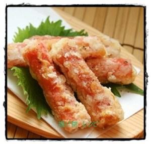 age1-300x285 お弁当に少ない油(フライパン)で揚げ物をするレシピ