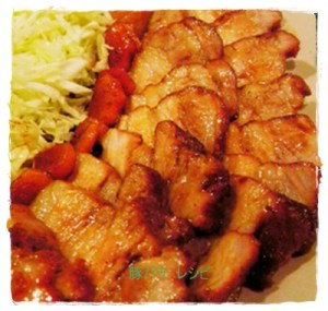 buta1-300x285 豚バラ ブロックのレシピ 人気の角煮を簡単に作ってみよう