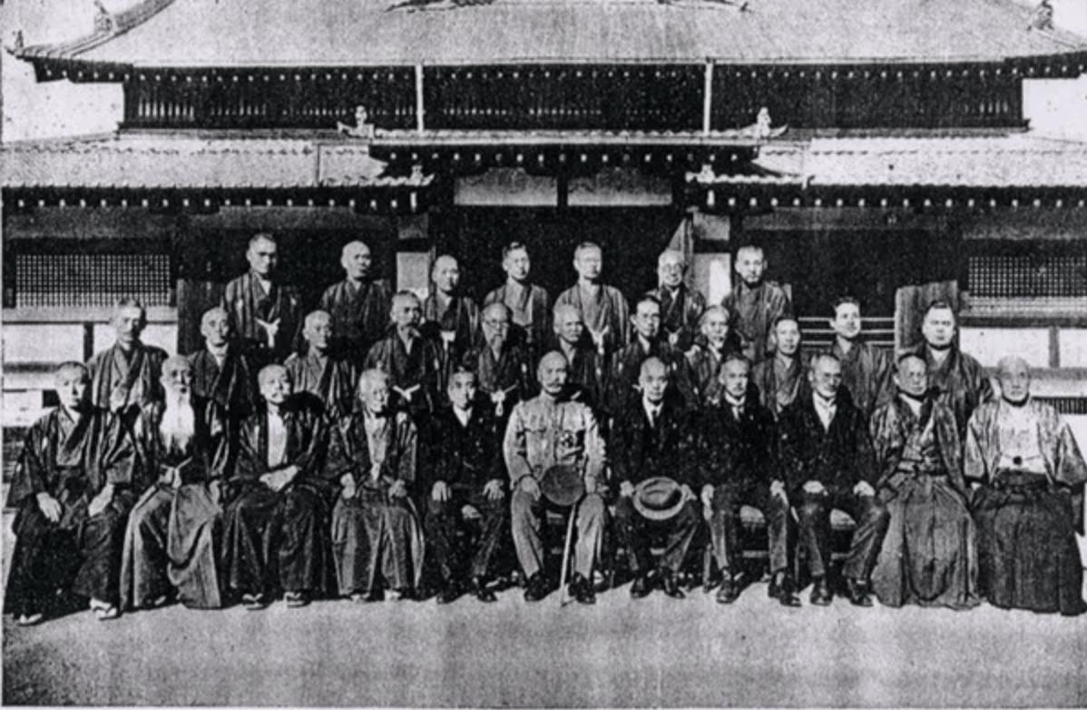 大日本武德會 – 從弓術到弓道 – Kyo桑的弓道部落格