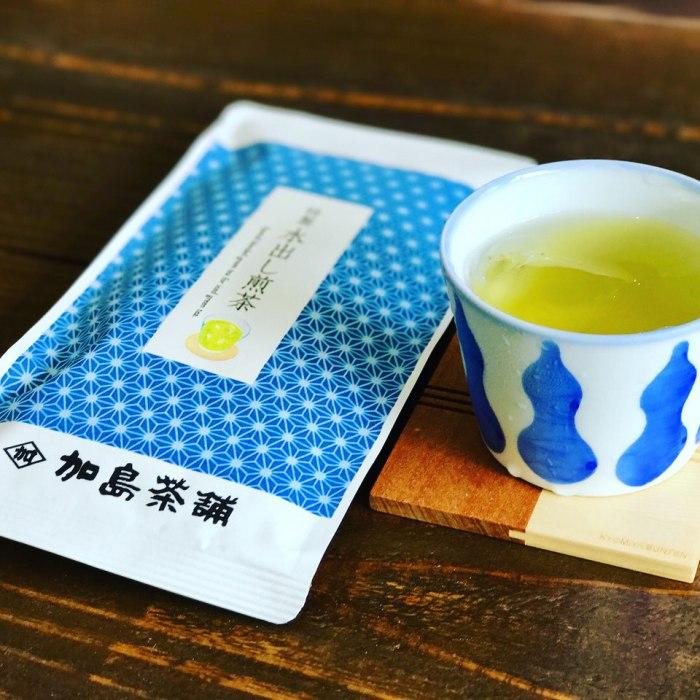 加島茶舗水出し緑茶