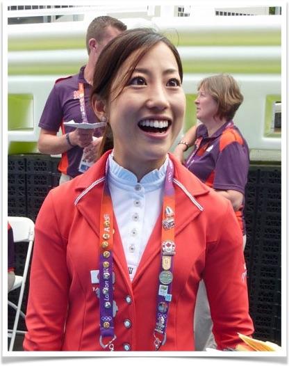 武田麗子のかわいい画像