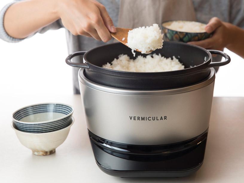 バーミキュラ炊飯器 画像