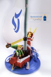 Quilling Legend of Zelda - The Wind Waker