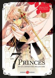 Les 7 Princes et le Labyrinthe Millénaire T1