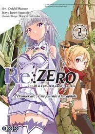 Re-Zero Arc 1 T2