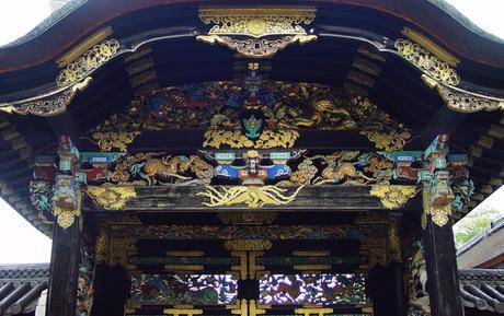 西本願寺 國寶・唐門: 京都を歩くアルバム