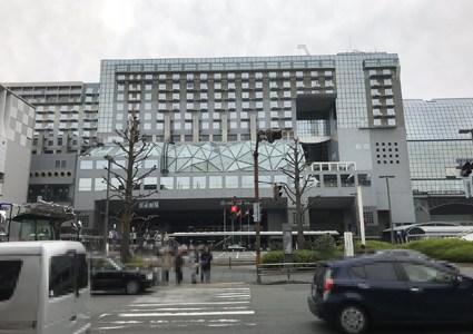 『京都』の観光施策と京都駅ビル20周年/伊勢丹&ホテル共に改装