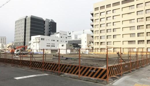 京都駅南 JR西日本グループの900室のホテル用地が更地に!!
