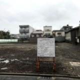 二条城の南側にホテル計画地発見!!  合同会社二条