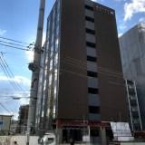 京都駅南のH.I.Sホテルホールディングス『変なホテル』外観披露!!