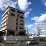 西大路五条北の(旧)京都信用金庫事務センター跡地の現在