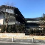 京都嵐山『福田美術館』まもなく完成!! オープンはまだ先です。