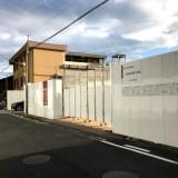 『旧京商ビル跡地』裏側(西側)両替町通にも関電不動産開発の土地が