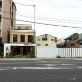河原町七条東『アーキエムズ&セイケンプラン』ホテル計画地と西隣の『CRAFTHOUSE KYOTO(クラフトハウス京都)』