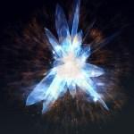 2/1 クリスタルはわたし光り輝くオーラを放つにはいろんなものを吸収しないとね