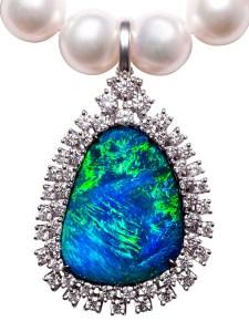 Boulder Opal Pendant BC6372