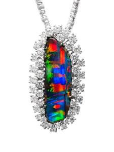Boulder Opal Pendant/Brooch BC6230