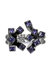 Alexandrite/Diamond Ring BC6606