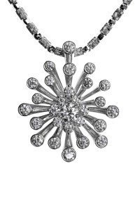 Diamond Pendant BC6608