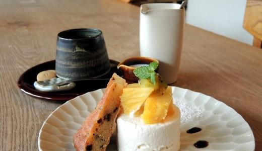 ☕ 京都カフェ「メメントモリ」mement mori ごはんプレートとスイーツ