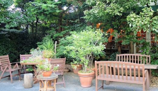 ☕ 京都 カフェ ギャラリー ロクジアン Cafe Gallery Rokujian ランチプレート