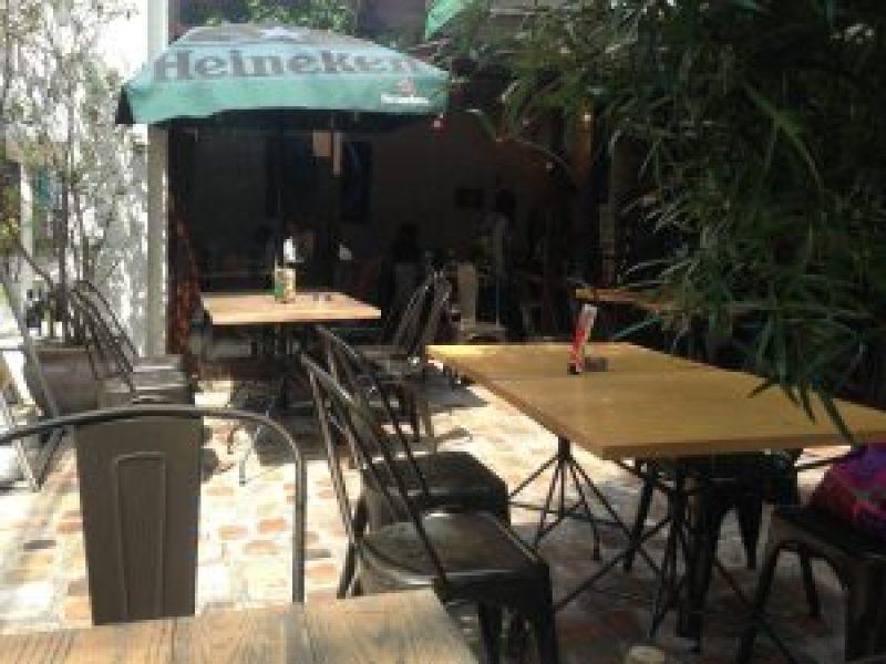 フェスティバンFESTIVANオープンカフェ