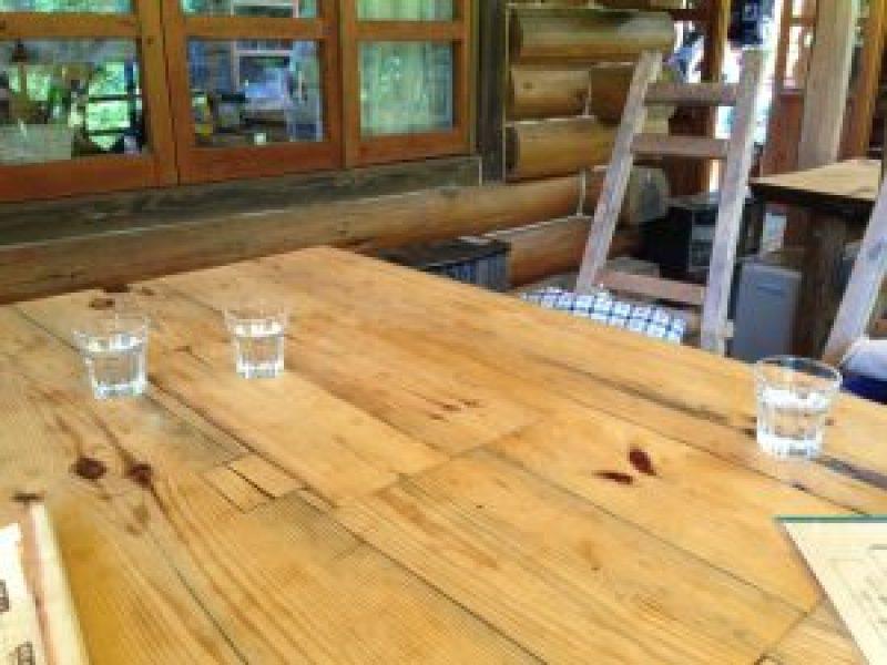山の家 はせがわテーブル