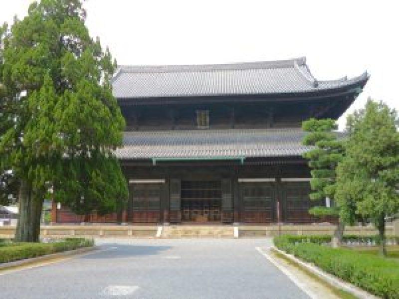 東福寺仏殿本殿