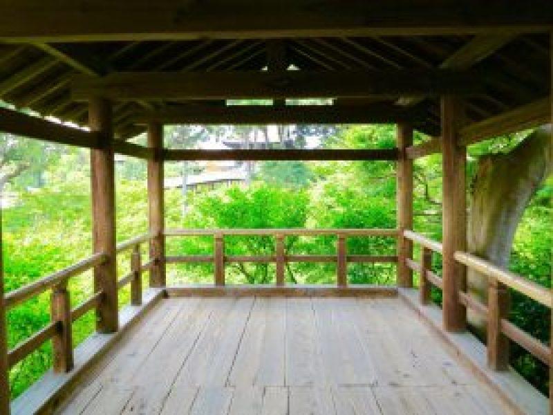 東福寺本坊庭園庭