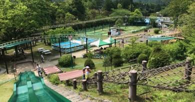 嵐山-高尾パークウェイ観空台遊園地2