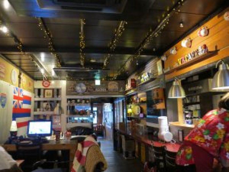 veryberrycafe河原町二条店8