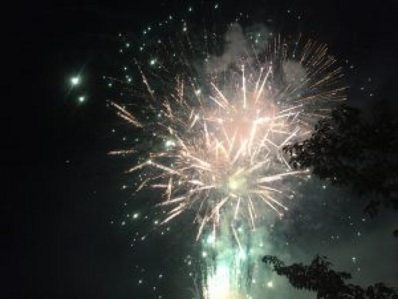 京都市花火大会乾杯の夕べ6