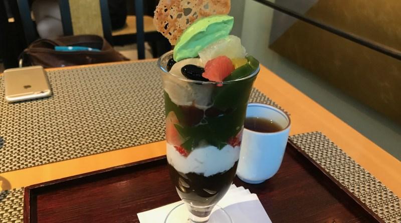 福寿園京都本店2階 京の茶寮4