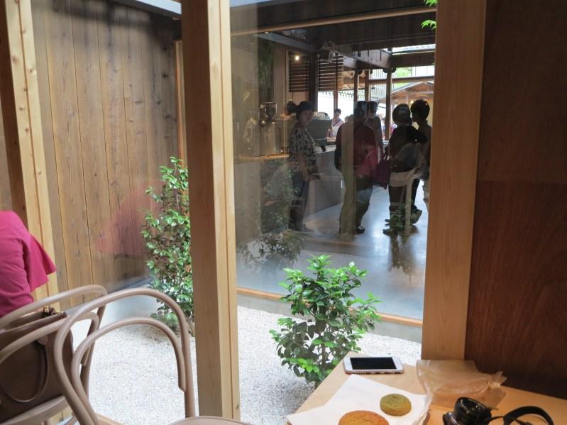 ブルーボトルコーヒー京都カフェ11