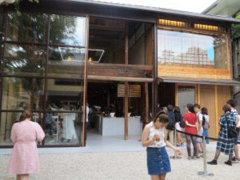 ブルーボトルコーヒー京都カフェ19