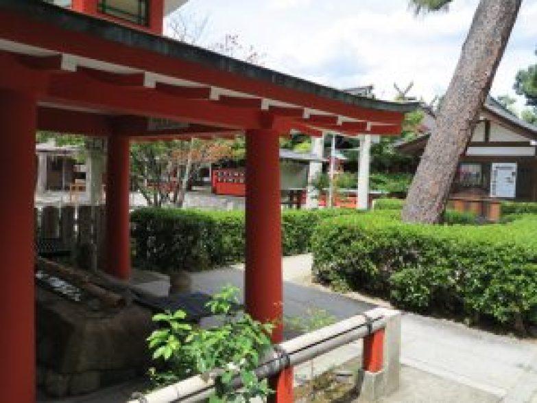 車折神社9