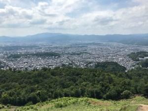 大文字山京都トレイル12
