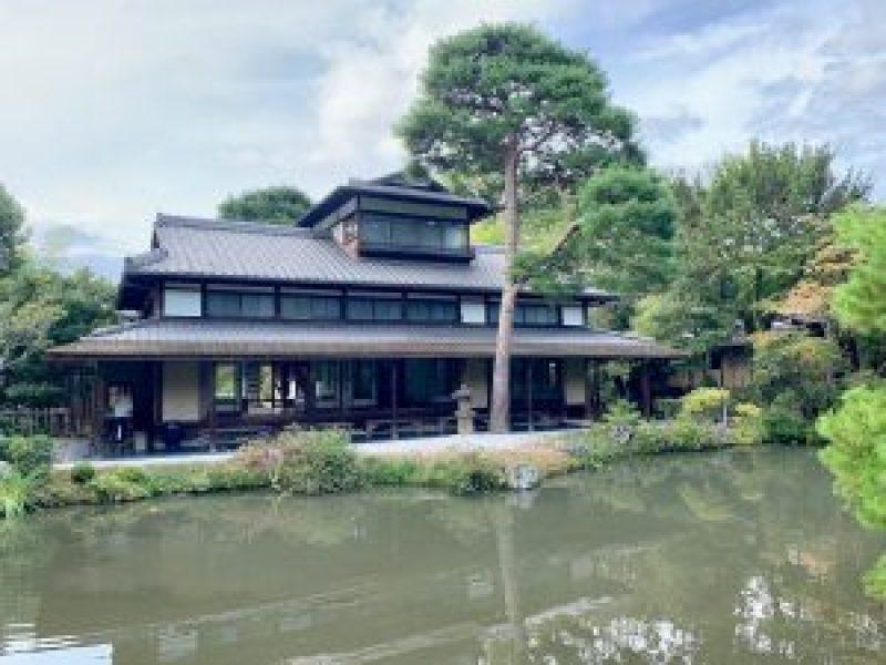 白沙村荘・橋本関雪記念館37