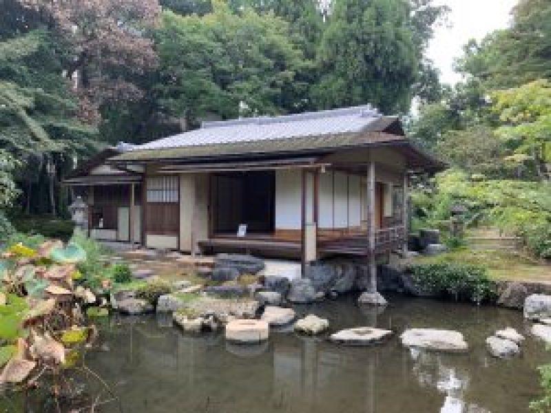 白沙村荘・橋本関雪記念館35