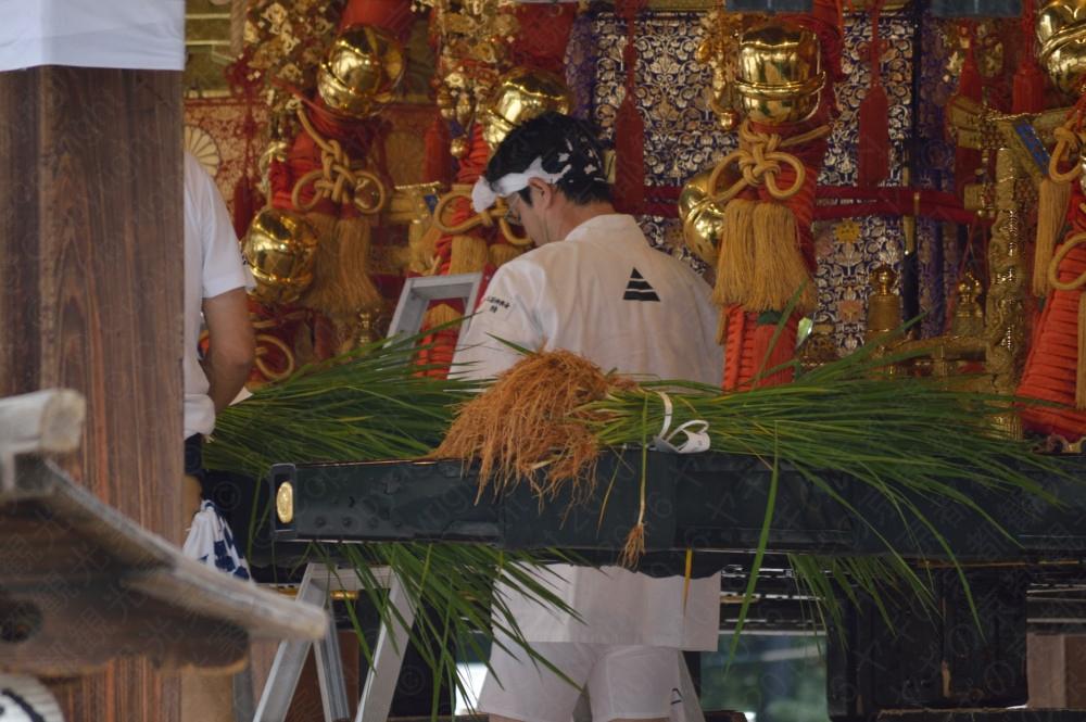 祇園祭2016 神幸祭