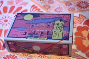 祗園の月 マッチ箱