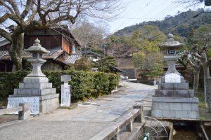 大豊神社 入口