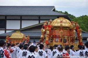 祇園祭西御座
